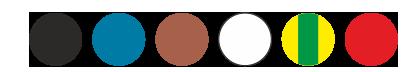 kolory izolacji H05V2-K